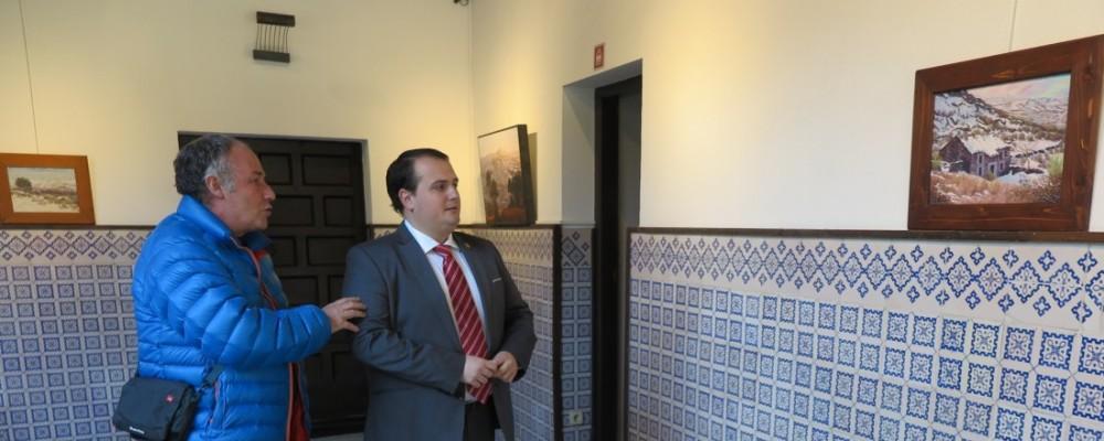 'La magia del paisaje' de Miguel Ángel Gamero muestra oficios antiguos y tradiciones en el Torreón de los Guzmanes