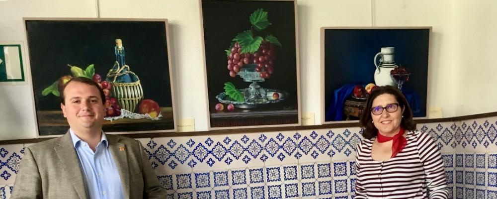 El 'Mundo de colores' de Teresa Martín Sánchez de Rojas llega al Torreón de los Guzmanes