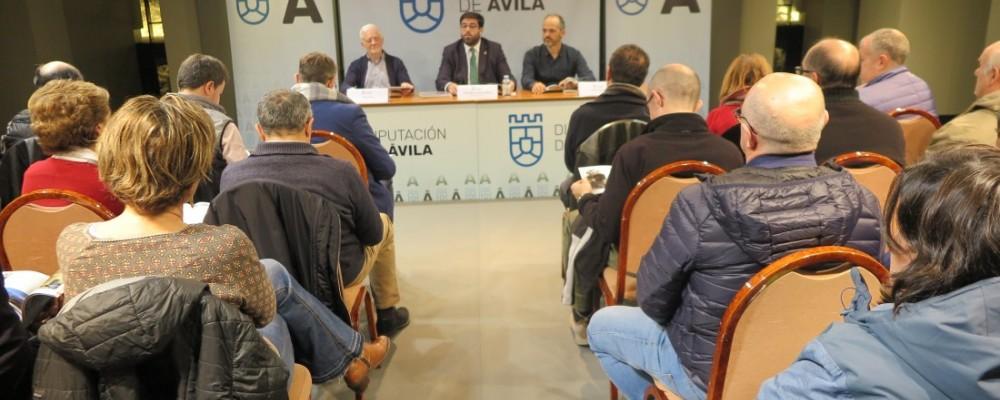 La Diputación de Ávila presenta una obra interactiva dedicada al río Adaja y su patrimonio