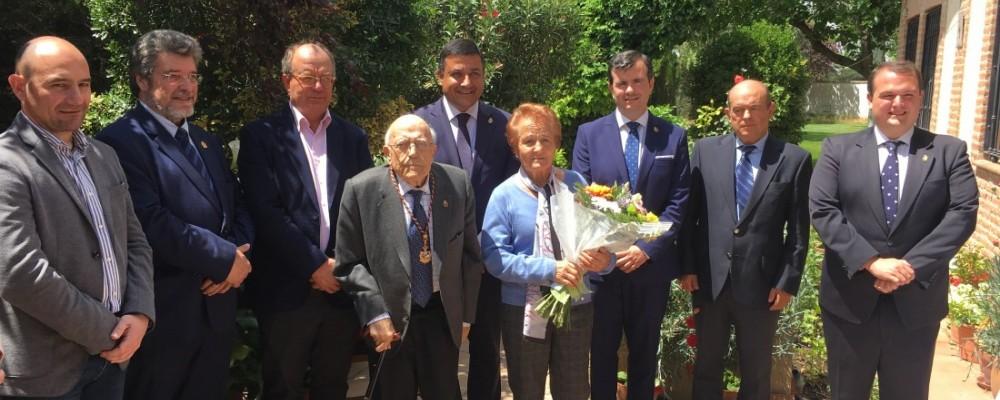 Jiménez Lozano agradece la Medalla de Oro de la Provincia, que