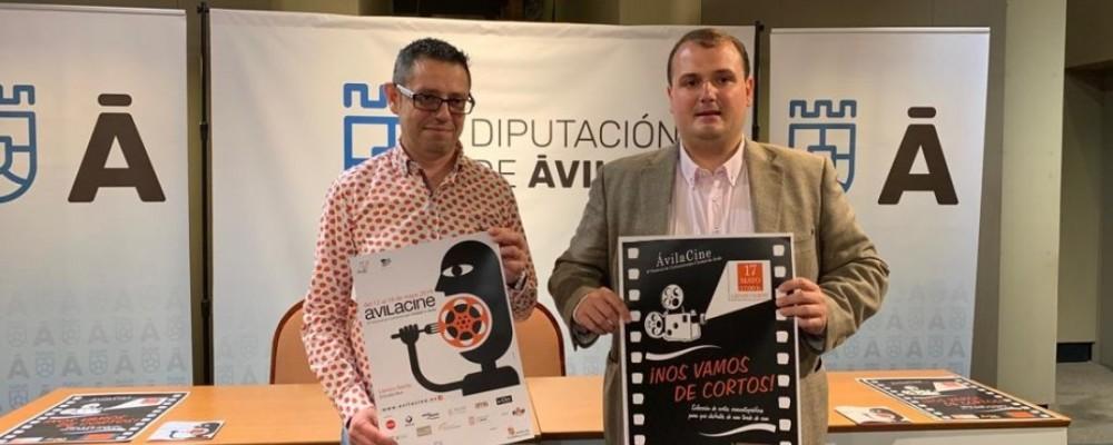"""Diputación de Ávila y el Festival Nacional de Cortometrajes Ciudad de Ávila presentan """"Nos Vamos de Cortos"""""""