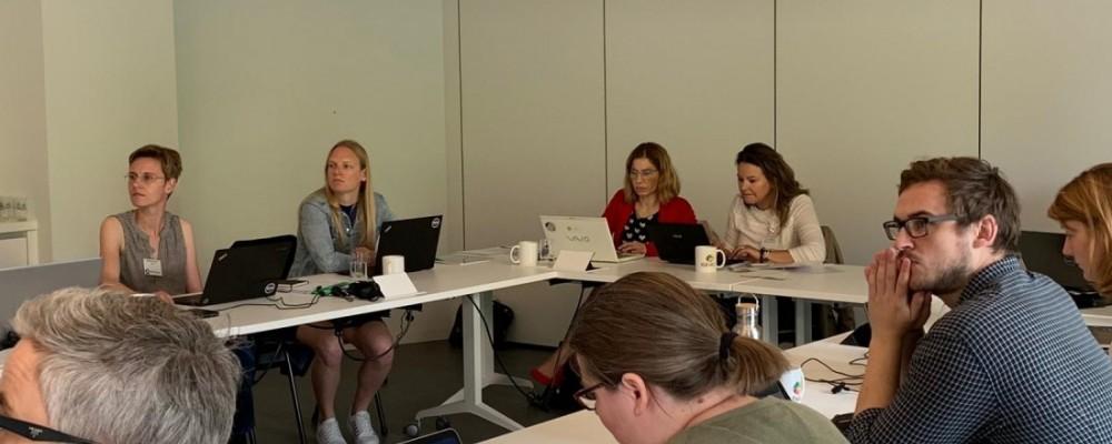 La APEA participa en Bélgica en la reunión del proyecto Pentahelix para el ahorro energético