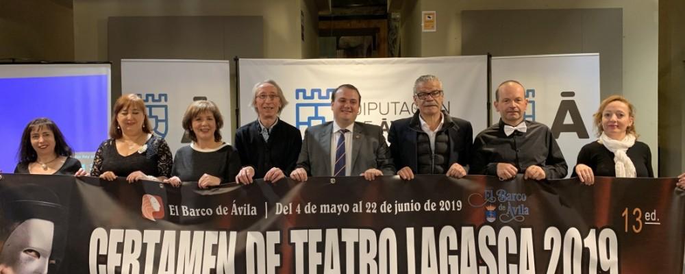 El Barco de Ávila acogerá en los próximos meses una nueva edición del Certamen de Teatro Lagasca
