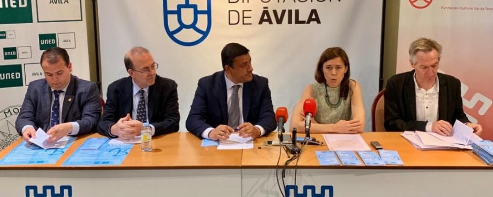 La Diputación y la UNED presentan los Cursos de Verano 2019