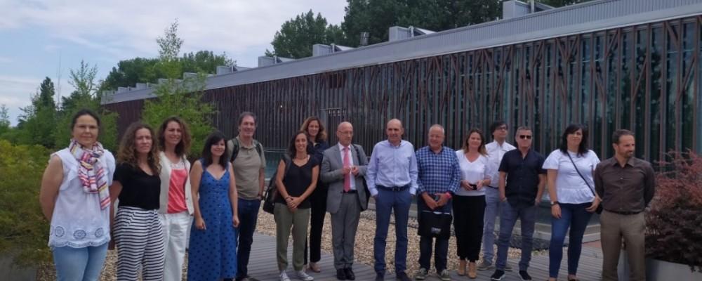 La Diputación, socio de un proyecto europeo de economía circular