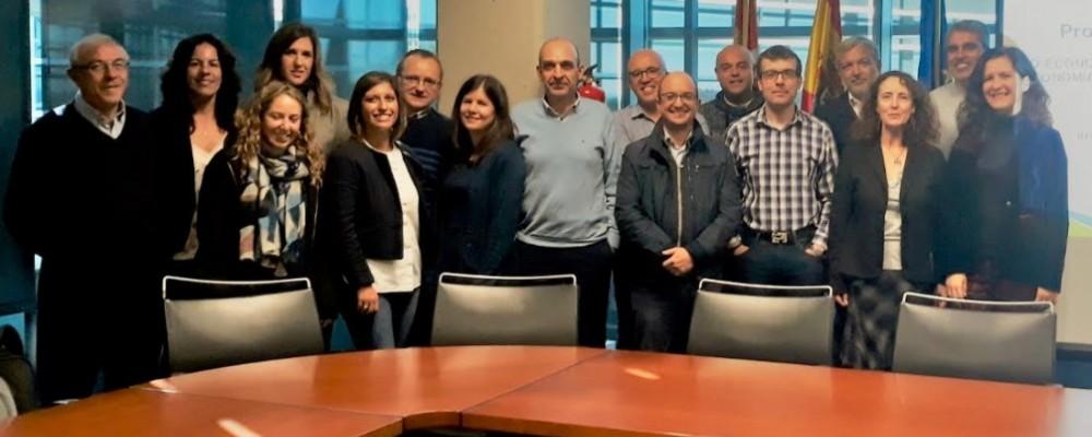 En marcha el proyecto europeo INBEC, sobre bioeconomía, en el que participa la Diputación