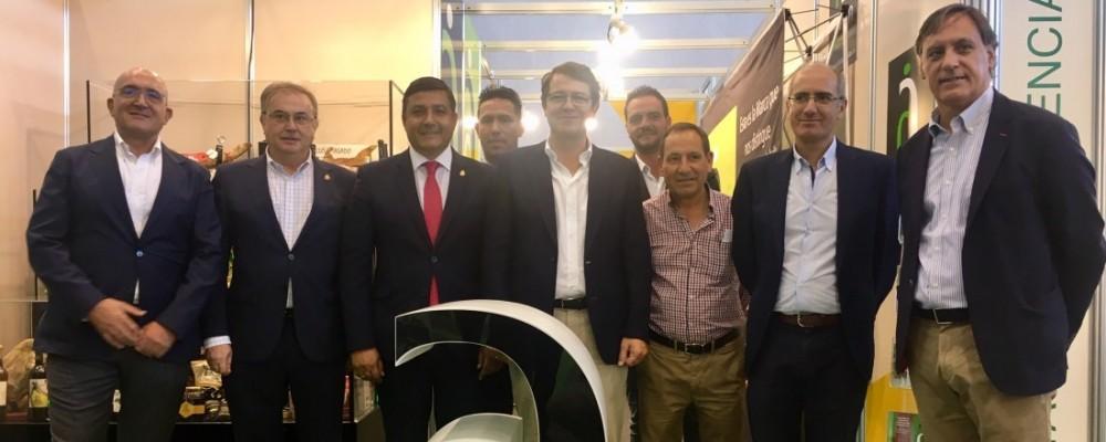 La Diputación, presente en la Feria Agropecuaria Salamaq