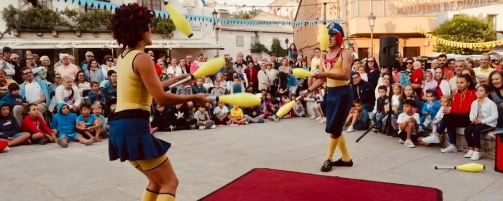 Teatro, circo y verano para llevar espectáculos de calidad a los pueblos abulenses