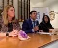 """Foto de La Diputación conmemora el día contra la violencia de género con el objetivo de que """"los 365 días del año se hable de igualdad"""""""