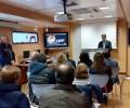 Foto de La Diputación, en la Feria Sotillo 5.0 Tech Space con actividades sobre RRSS y productividad empresarial