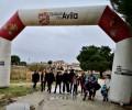 Foto de El Tiemblo, Arévalo y Natrávila acogen a casi 350 niños en la jornada de Juegos Escolares de la Diputación