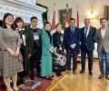 Foto de El presidente recibe a una compañía de Shanghái interesada en los productos agroalimentarios de Ávila