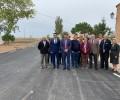 Foto de Concluyen las obras de mejora de la AV-P-127 de acceso Vinaderos