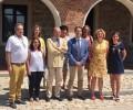Foto de Los alumnos del Taller de Empleo de Turismo reciben sus diplomas