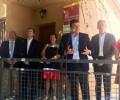 Foto de El presidente inaugura el consultorio y el parque infantil de La Angostura de Tormes