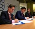 Foto de La Diputación asesorará a los municipios sobre alumbrado público junto al Colegio de Ingenieros Técnicos