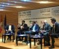 Foto de El presidente de la Diputación de Ávila reclama al Gobierno de España una inversión decidida para el tren como medida para frenar la despoblación