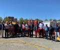 Foto de La Diputación entrega nuevos equipos de extinción de incendios a los ayuntamientos de la provincia
