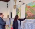 Foto de Irene Persa expone 35 óleos paisajísticos en la sede de la Diputación