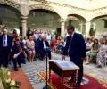 Foto de Carlos García asume la Presidencia de la Diputación con
