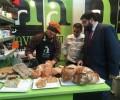 Foto de La Diputación Provincial destaca la presencia de Ávila Auténtica en Madrid Fusión como escaparate para los productos de calidad de la provincia