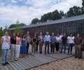 Foto de La Diputación, socio de un proyecto europeo de economía circular