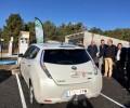 Foto de La Diputación instala cuatro puntos de recarga de vehículos eléctricos en el entorno de Gredos