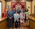 Foto de La Diputación de Ávila celebra el día de Santa Rita de Casia, patrona de la Institución