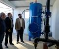 Foto de El presidente de la Diputación visita las obras de la potabilizadora de Diego del Carpio