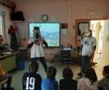 Alumnos de Primaria de la provincia aprenden a reciclar con el ejemplo de las aves carroñeras