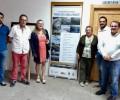 'Paisajes abulenses' llega a Martiherrero con la obra de prestigiosos autores españoles sobre Ávila
