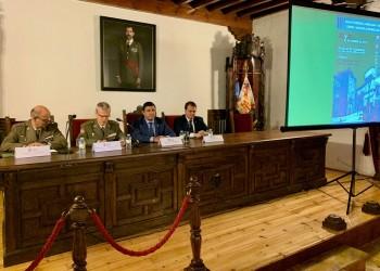 Jornadas para ensalzar la Historia de Ávila a través de los símbolos (2º Fotografía)