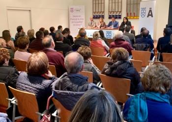 """La Diputación conmemora el día contra la violencia de género con el objetivo de que """"los 365 días del año se hable de igualdad"""" (2º Fotografía)"""