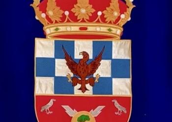 Hoyorredondo estrena escudo gracias a la Institución Gran Duque de Alba (2º Fotografía)