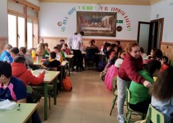 El Tiemblo, Arévalo y Natrávila acogen a casi 350 niños en la jornada de Juegos Escolares de la Diputación (3º Fotografía)