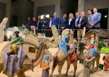 Abre sus puertas el Belén de la Diputación en el Torreón de los Guzmanes (3º Fotografía)