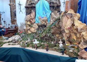 De ruta por los belenes morañegos (4º Fotografía)
