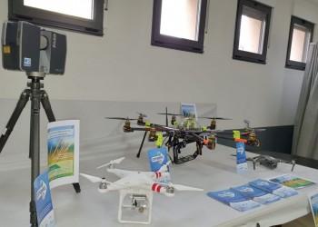 Tecnología puntera para una agricultura inteligente y sostenible en Nava de Arévalo (3º Fotografía)