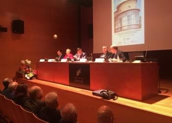 Carlos García inaugura en Ávila la Asamblea anual de la Confederación Española de Centros de Estudios Locales (2º Fotografía)