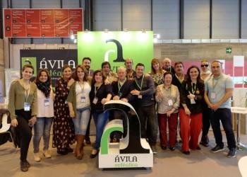 Ávila Auténtica, satisfecha con su participación en el Salón Gourmets 2019