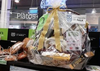 Ávila Auténtica difunde los productos de calidad de la provincia con una promoción especial y un sorteo en el supermercado Carrefour (2º Fotografía)