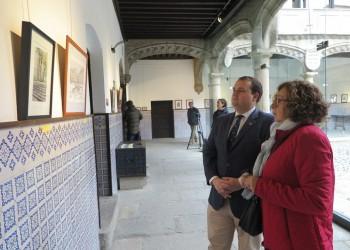 'Una mirada a lo que me rodea', de Teresa Muñoz, protagoniza una nueva exposición en el Torreón de los Guzmanes