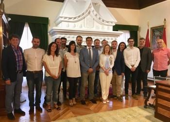 La Diputación coordina el proyecto europeo de gestión forestal conjunta para prevenir incendios