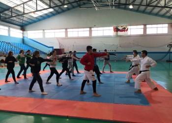 Los Juegos Escolares estrenan jornadas multideporte con la participación de medio centenar de alumnos de la provincia