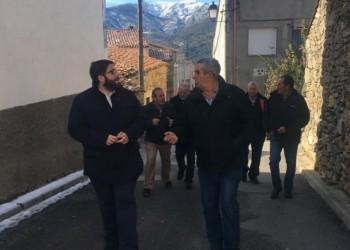 El presidente de la Diputación de Ávila reivindica en Navalonguilla el valor de la actividad ganadera y la trashumancia en la provincia (2º Fotografía)