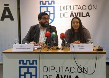 La Diputación de Ávila renueva el patrocinio deportivo con la tenista Paula Arias a través de la marca Ávila Auténtica (2º Fotografía)