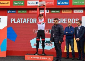 Arenas de San Pedro y la Plataforma de Gredos coronan a Roglic como ganador de La Vuelta 2019 (3º Fotografía)