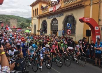 Arenas de San Pedro y la Plataforma de Gredos coronan a Roglic como ganador de La Vuelta 2019 (2º Fotografía)