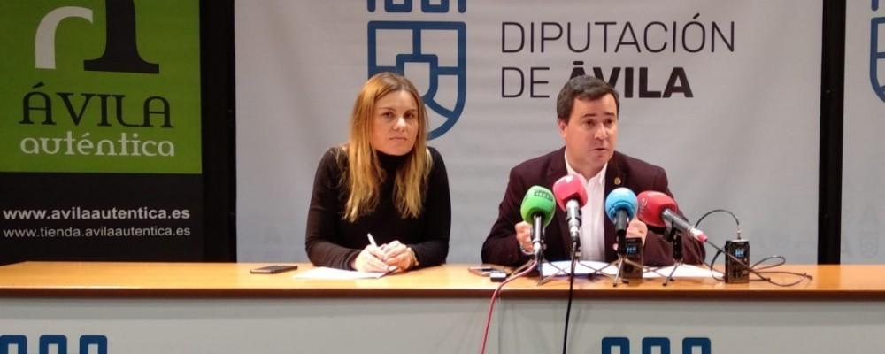 Los productos de Ávila Auténtica, en el 'Mercado Productores' de Madrid entre enero y mayo