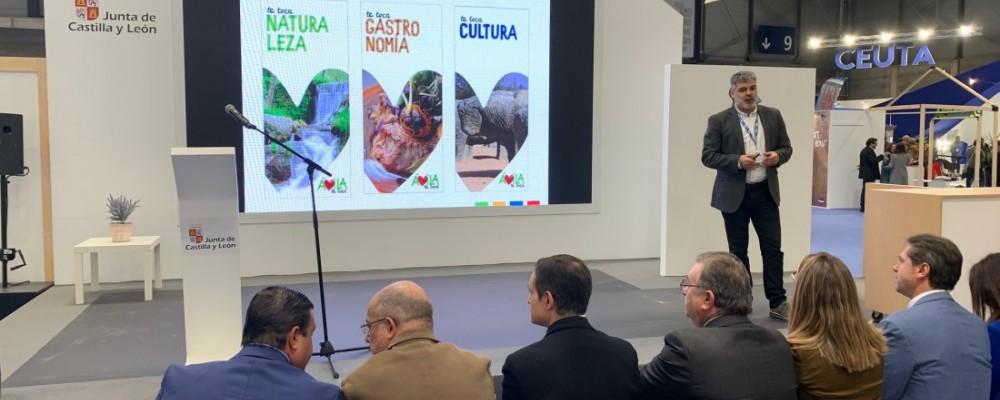 """La Diputación, """"satisfecha"""" del paso por FITUR 2020, donde se ha puesto de manifiesto el """"valor de futuro del turismo para fijar población en el medio rural"""""""